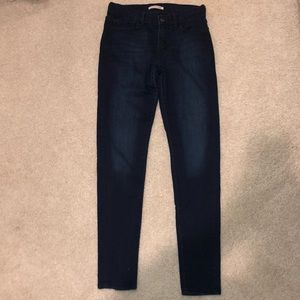 Levi's High-Waisted Jeggings